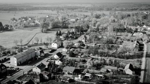 panorama na gminę