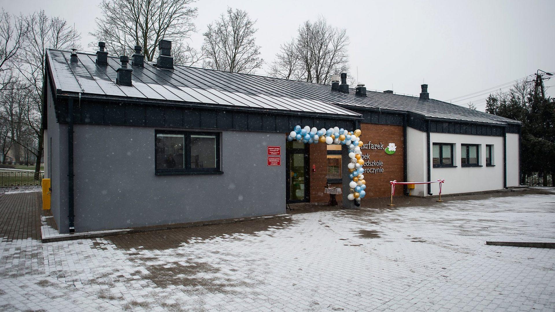 Budynek Żłobka w Seroczynie