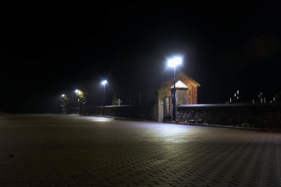 oświetlenie uliczne